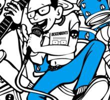 Geek Punk Sticker