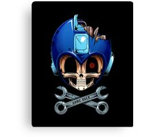 Mega Dead Man Canvas Print