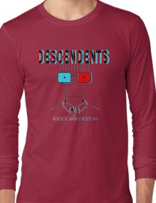 Cool in 3D Long Sleeve T-Shirt