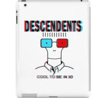Cool in 3D iPad Case/Skin