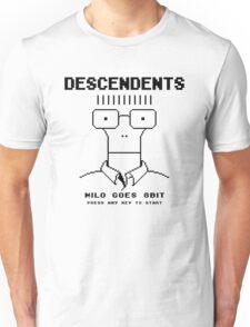 Milo Goes 8 Bit Unisex T-Shirt