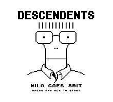 Milo Goes 8 Bit Photographic Print