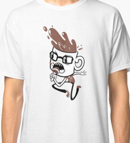 Coffee Blabber Classic T-Shirt