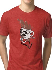 Coffee Blabber Tri-blend T-Shirt