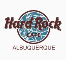 Hard Rock Albuquerque (Breaking Bad) by Leocats