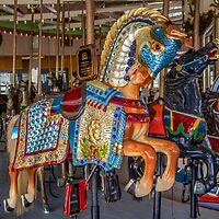 Centennial Horse by Bill Wetmore