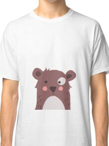 Brown bear Classic T-Shirt