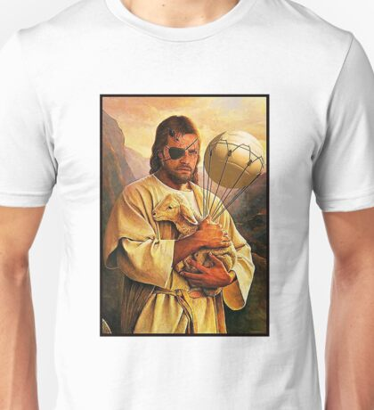 Venom Jesus Snake Unisex T-Shirt