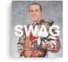Shawn Michaels Swag Canvas Print