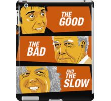 The Good the Bad and the Slow iPad Case/Skin