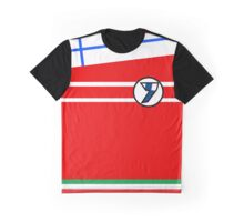 Kimi - Flags Graphic T-Shirt