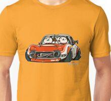 Crazy Car Art 0136 Unisex T-Shirt