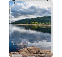 Fjellvannet Panorama  iPad Case/Skin