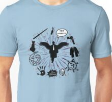 Angel Castiel Unisex T-Shirt