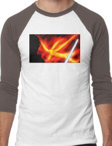 Ready for Battle Men's Baseball ¾ T-Shirt