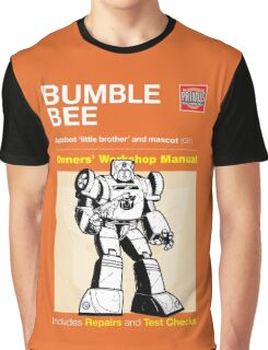 Owners' Manual - Bumblebee (Transformers) - T-shirt Graphic T-Shirt