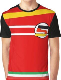 Seb - Flags Graphic T-Shirt