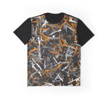 Counter strike asiimov colors weapon Graphic T-Shirt