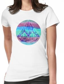 The Lost City Womens Fitted T-Shirt