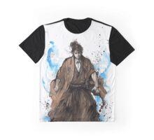 Doctor Who Samurai Tribute Graphic T-Shirt