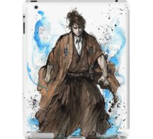 Doctor Who Samurai Tribute iPad Case/Skin