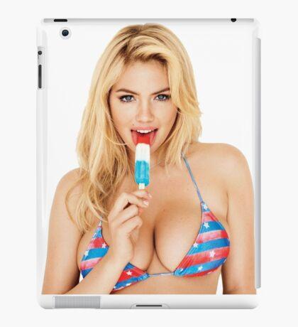Kate Upton iPad Case/Skin