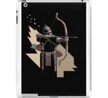 Roman Bowman iPad Case/Skin