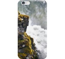 Gullfoss - Iceland iPhone Case/Skin