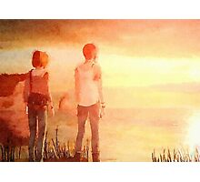 Art of Life is Strange - Videogame Photographic Print
