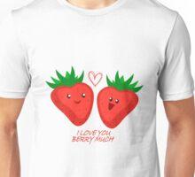 Berry much Unisex T-Shirt