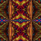 Tribal Trouble... by Roz Rayner-Rix
