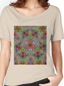 traingular ganesha mandala Women's Relaxed Fit T-Shirt