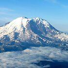 Mount Rainier by Nathan Jekich