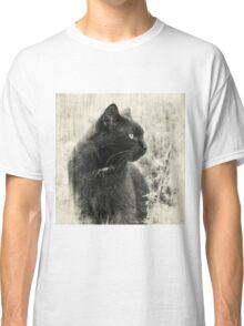 Levi: Portrait of a Beautiful Black Boy Classic T-Shirt