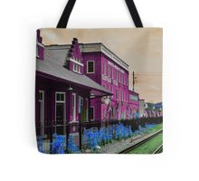 Walking through my technicolor daydream Tote Bag