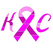 KC Breast Cancer Awareness Photographic Print