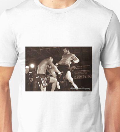 Flying Knee Unisex T-Shirt