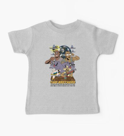 Two Brothers Baby Tee