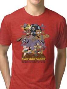 Two Brothers Tri-blend T-Shirt