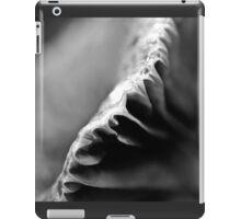 Macro Mushroom iPad Case/Skin