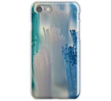 Toothbrush Bristles iPhone Case/Skin