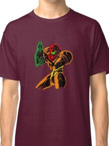 Samus in Varia Suit Classic T-Shirt