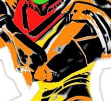 Samus in Varia Suit Sticker