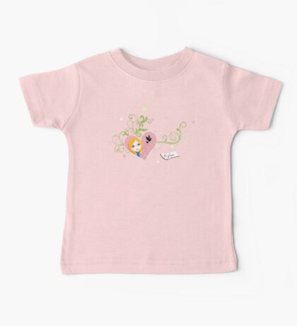 Be Free to Be Yourself Baby Tee