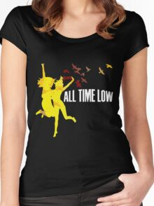 All Time Low So Wrong, It's Right Women's Fitted Scoop T-Shirt