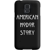 American Hodor Story Samsung Galaxy Case/Skin