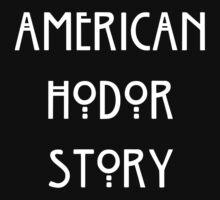 American Hodor Story by HadyElHady
