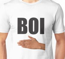 BOI (hand) Unisex T-Shirt