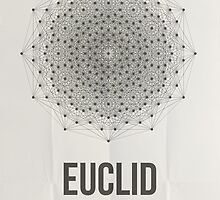 Euclid - Mathematician Posters by Hydrogene