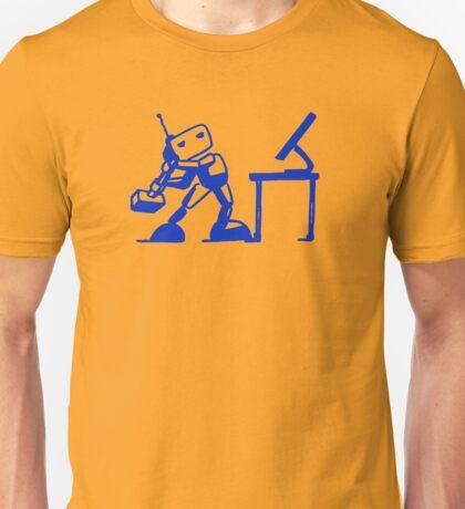 Roboter Unisex T-Shirt